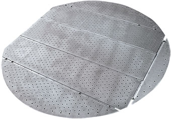 Intra Process Equipment Products Gt Sieve Trays